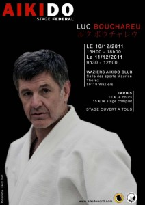 stage aikido luc bouchareu